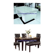 Marble Tables Dining Modern Style Tables