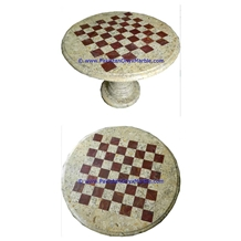 Marble Tables Modern Chess Table