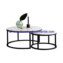 Marble Tables Modern Coffee Table
