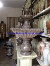 Oceanic Gemstone Marble Water Fountain New Designs
