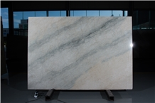 Gray Marble from Malaysia Landy Silver Line