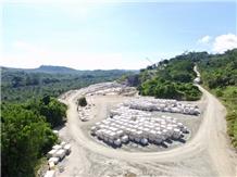 Self-Own Mine Marble Block/Landy Beige Marble