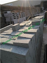 China Green Sukabumi Stone Floor Tiles