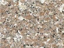 China Polished Queen Rose Granite Slab and Tile