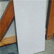 Delicate Cream Marble Bush Hammered Wall Cladding Tiles