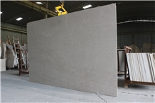 China New Marble - Oman Ash China Grey Marble Slab,Cut to Size
