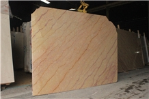 Quarry Owner Gold Royal Botticino Shayan Marble Slab