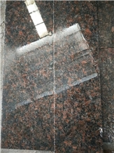 Chestnut Tan Brown Granite Slabs Floor Tiles Price