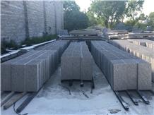 Flamed G602 Grey Granite Walling Flooring Tiles