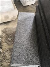 Flamed New G654 Padang Dark Grey Granite Steps