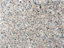 G681 Wild Rose Red Granite Slabs Flooring Tiles