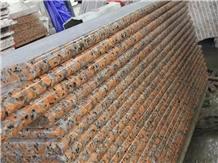 Karimnagar Maple Red Granite Slabs Floor Tiles