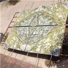 Paradise Jade Marble Slabs Wall Flooring Tiles