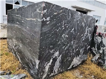 Royal Ballet Granite with White Veins Big Blocks