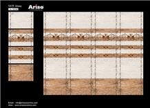 Wood-Look Ceramic Designs