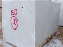 Bianco Ibiza Mugla White Marble Block