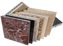 Lightweight Stone Honeycomb Panels