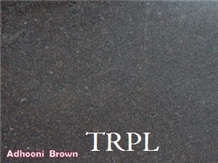 Adhooni Brown Granite Slabs