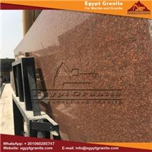 Forsan Red Granite, Red Fersan Granite Slabs