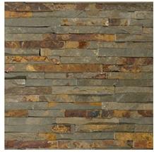 Rust Slate Wall Clad Split Face