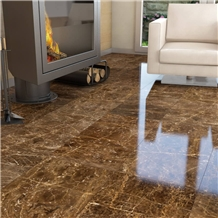 Portoro San Marino Polished Flooring