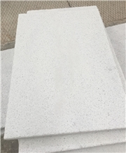 Bursa Bianco White Marble, Kemal Pasa Bursa Marble Sandblasted