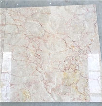 Dalya Golden Rose Beige Marble, Turkish Dalya Golden Rose Marble Slabs, Tiles