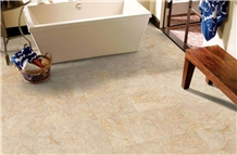 Dalya Golden Rose Marble Floor Tiles