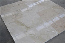 Green Light Beige Marble Tiles