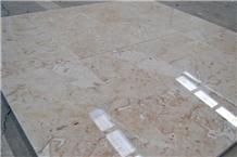 Rose Onterial Beige Marble Tiles