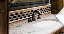 Viatera Quartz Bathroom Vanity Top