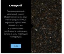 Kupetskiy Granite