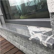 Pohorski Tonalit Window Parapets