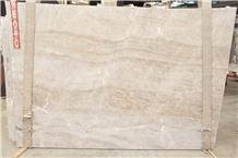 Perla Santana - Taj Mahal Quartzite Slabs