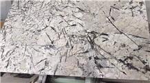 Swiss Alps Granite Slabs & Tiles