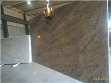 Jurassic Green Granite Polished Slabs