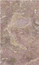 Dark Rosy Marble Tiles, Slabs