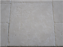 Crema Santarem Brushed Tiles