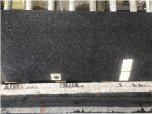Ash Black Granite Slabs & Tiles