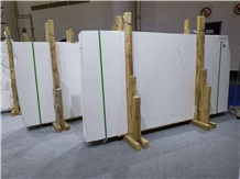 Chinese Lincoln White Marble Slabs
