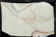 Jalisco White Onyx Slab ,Onyx Tile