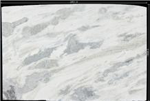 Namib Fantasy White Marble Slab