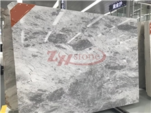 Orlando Grey Marble Slab Fantasy Grey Marble