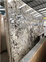 Royal White Granite Laminated Aluminum Backed