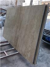 Travertino Romano Classico Fosse Honeycomb Panels