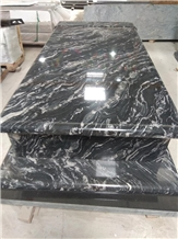 Silver Paradiso Granite Tombstones