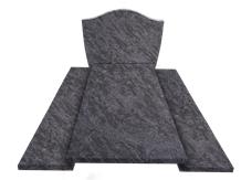 Vizag Blue- Orion Blue Granite Tombstone