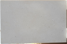 White Limestone Tiles, Slab