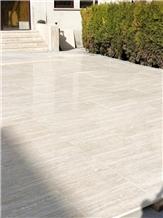 Kayseri Light Beige Travertine Slabs & Tiles