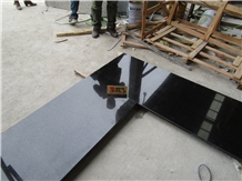 Best Quality India Black Galaxy Granite Countertop
